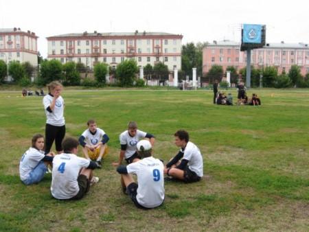 Команда Йошкин кэтс натурнире Panaehalo 2009 (ОД, 5/5)