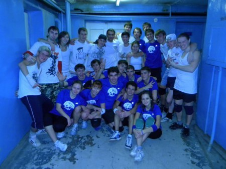 Команда Йошкин кэтс натурнире Точка Отсчета 2009 (ОД, 6/11)