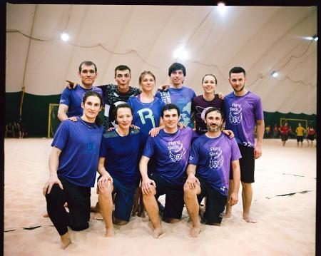 Команда Метеора натурнире ОАЗИС #6s (I дивизион, 6/7)