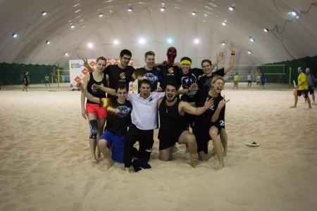 Команда Субмарино натурнире ОАЗИС #6s (I дивизион, 2/7)