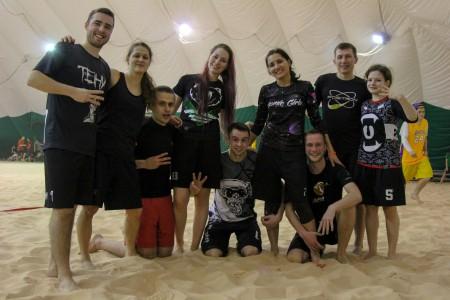 Команда 35 стопок рома натурнире ОАЗИС #6s (II дивизион, 3/8)