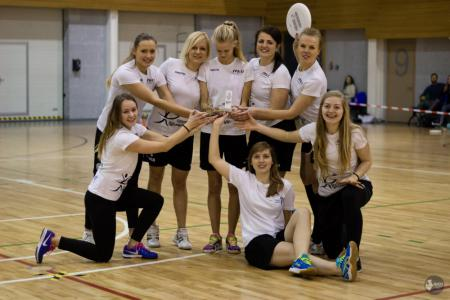Команда Valmiera Women натурнире BUCCi 2016 (ЖД, 2/4)