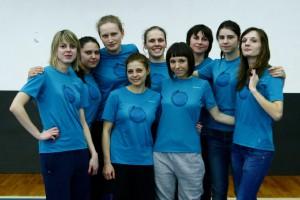 Команда Шестое Солнце натурнире Лорд Новгород 2012 (ЖД, 6/16)
