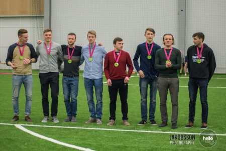Команда Salaspils WT натурнире Hello Stockholm 2016 (ОД, 3/28)