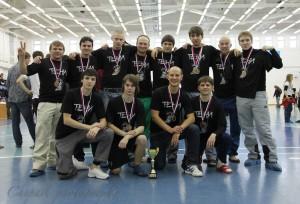 Команда Тени натурнире Лорд Новгород 2011 (ОД, 3/27)