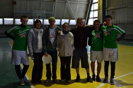 Команда Wolves натурнире ЗУЛА февраль 2012 (ОД, 5/9)