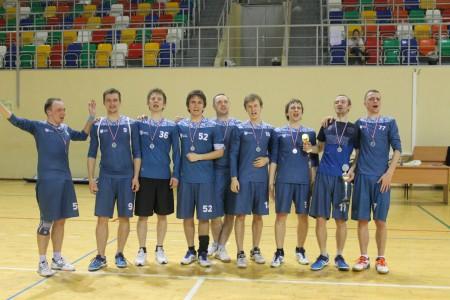 Команда Нижний Новгород натурнире Оттепель 2016 (ОД, 2/12)