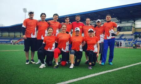 Команда Бивни натурнире 1 этап МЛР 2016 (Микс дивизион, 2/8)
