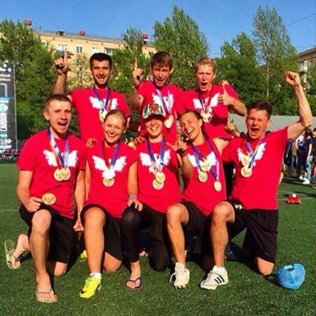 Команда Санкт-Петербург натурнире МФЛД 2016 (PRO дивизион, 1/10)