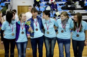 Команда Элвис Пресли натурнире Лорд Новгород 2011 (ЖД, 3/15)