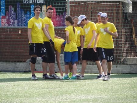 Команда Сочи натурнире МФЛД 2016 (PRO дивизион, 6/10)