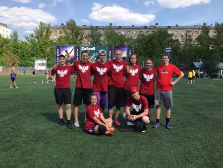 Команда Россошь натурнире МФЛД 2016 (AM дивизион, 10/10)