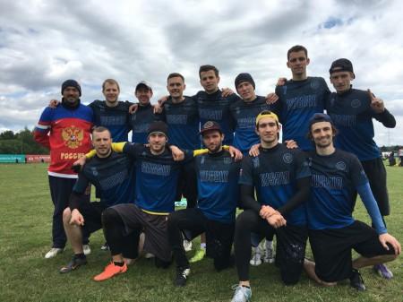 Команда Russia Open натурнире Confederations Cup 2016 (ОД, 12/15)
