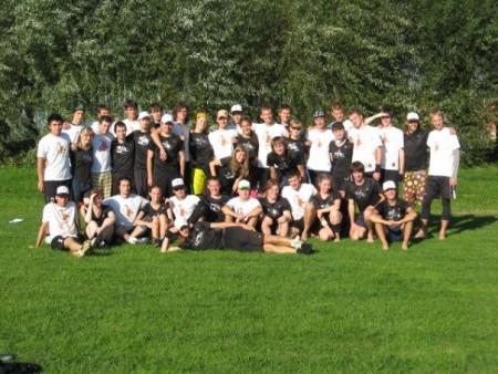 Команда Сборная Урала натурнире ОЧР 2010 (ОД, 7/12)