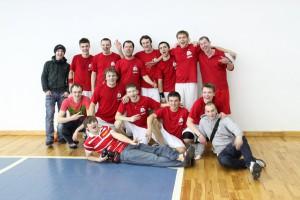 Команда Долгорукие натурнире Лорд Новгород 2010 (ОД, 3/28)