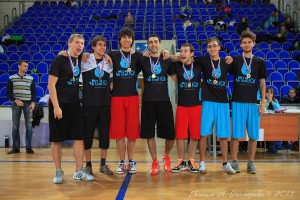 Команда Белки натурнире ЗаПуск 2013 (Open-2, 1/14)