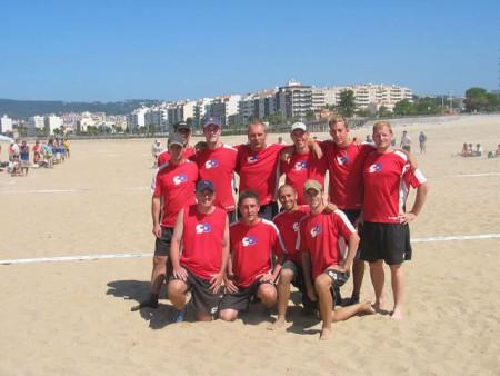 Команда GB натурнире WCBU 2004 (ОД, 5/14)