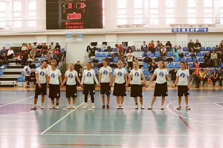 Команда Бриллианс натурнире Лорд Новгород 2010 (ЖД, 2/12)