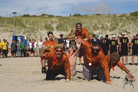 Команда Das Nicht team натурнире Sun Beam 2016 (ОД, 3/8)