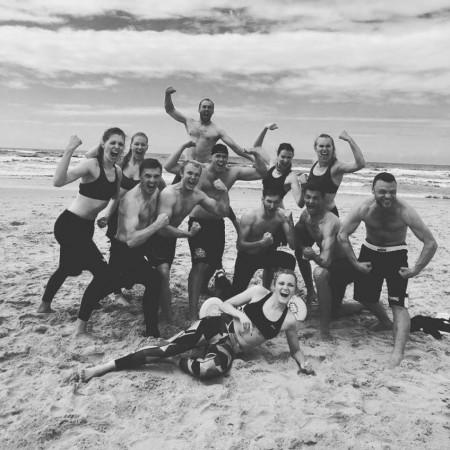 Команда KossMix натурнире Sun Beam 2016 (Микс дивизион, 7/11)