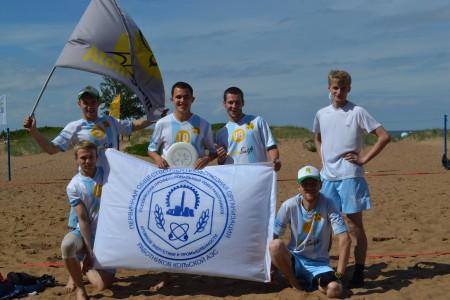 Команда AtomSwift натурнире Вызов Питера 2016 ПЧР (ОД, 18/18)