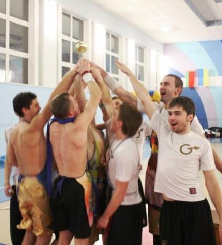 Команда Жиголо натурнире Минск 2009 (ОД, 1/12)
