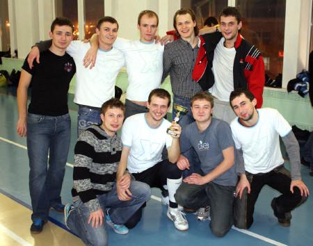 Команда x3 натурнире Минск 2009 (ОД, 3/12)