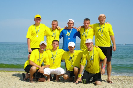 Команда Нова натурнире ПЧУ 2012 (ОД, 2/16)