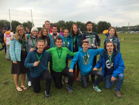 Команда Майс натурнире ОЧР 2016 (Микс дивизион, 3/5)