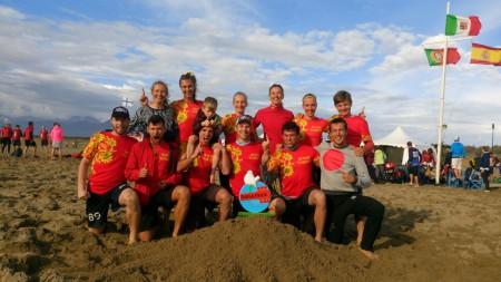 Команда Russo Turisto – RU натурнире Burla Beach Cup 2016 (МД, 1/22)