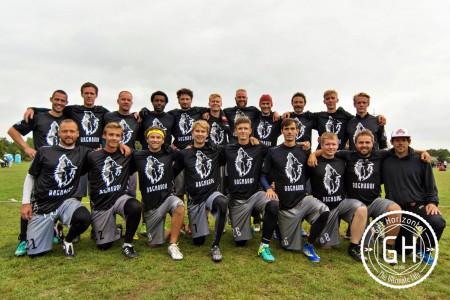 Команда Ragnarok натурнире EUCF 2016 (ОД, 11/24)