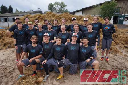 Команда Ka-Pow! натурнире EUCF 2016 (ОД, 23/24)