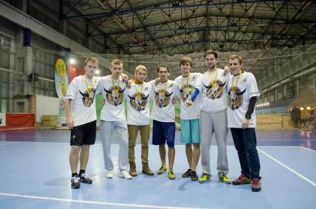 Команда Buffalo натурнире Lubart Ultimate Cup 2016 (ОД, 6/8)