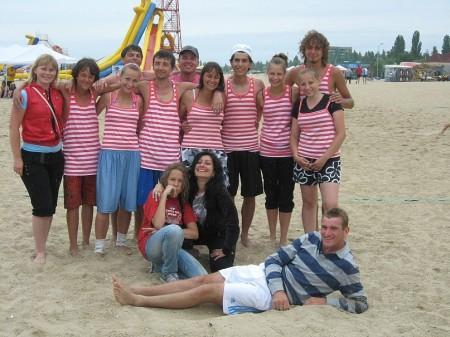 Команда Wild West натурнире ПЧУ 2011 (ОД, 5/10)
