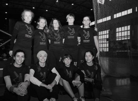 Команда Дикi Кралi натурнире Lubart Ultimate Cup 2016 (ЖД, 3/6)