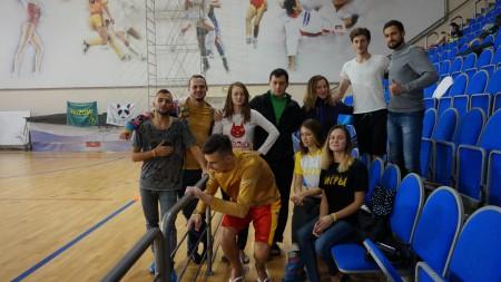 Команда Липецк натурнире Миксомания 2016 (Микс дивизион, 12/14)