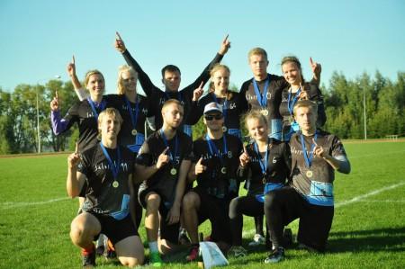 Команда Salaspils FK натурнире BUC 2014 (МД, 1/7)