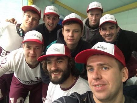 Команда Spin'n натурнире Rigas Rudens 2016 (ОД, 15/22)