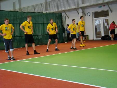 Команда Marių Meškos натурнире LUC indoor 2011 (ОД, 6/8)