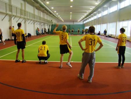 Команда Marių Meškos натурнире LUC indoor 2011 (МД, 5/5)