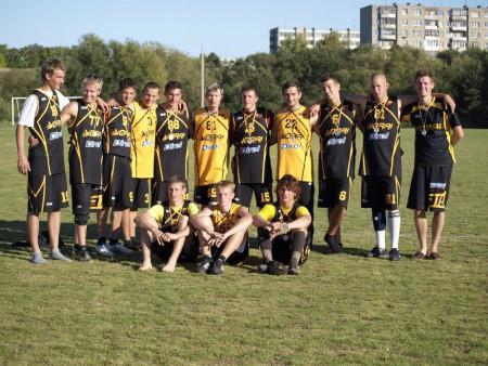 Команда Vorai натурнире 2009 BUC/LUC (ОД, 2/8)