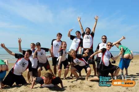 Команда Team Sudsee натурнире Bibione 2016 (МД, 8/32)