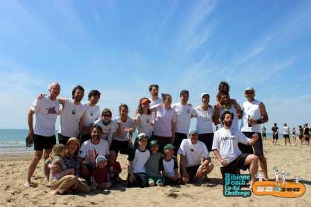 Команда Karl натурнире Bibione 2016 (МД, 18/32)