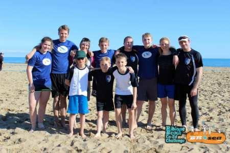 Команда ISAR Runners натурнире Bibione 2016 (МД, 30/32)