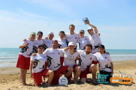 Команда Fr. Rauscher & Beachboys натурнире Bibione 2016 (МД, 31/32)