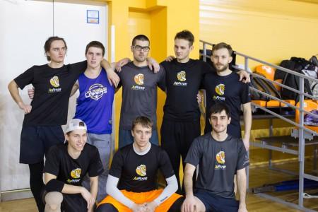 Команда ЮПитер-Fulgur натурнире Экватор 2017 (ОД, 4/11)