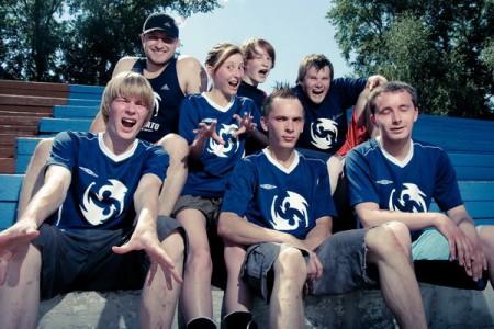 Команда Синдикато натурнире ЙошкарИжевская Жара 2009 (ОД, 2/5)