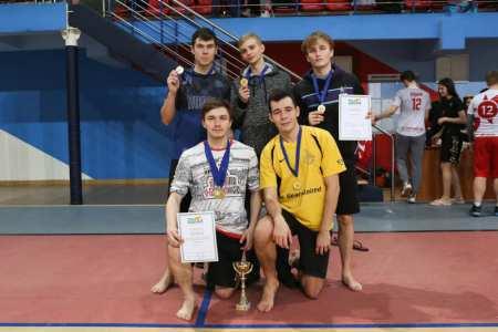 Команда Сборная ВлГУ натурнире BEST 2017 (сезон 2016) (ОД, 7/8)