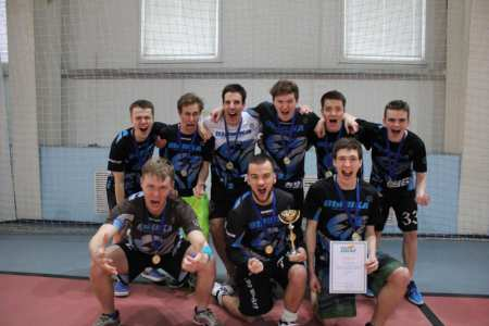 Команда Вышка-1 натурнире BEST 2017 (сезон 2016) (ОД, 1/8)