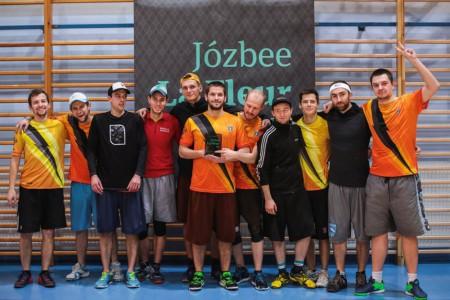 Команда Perun натурнире Jozbee 2017 (ОД, 2/6)